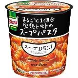 味の素 クノール スープDELI まるごと1個分完熟トマトのスープパスタ 40.9g×6個