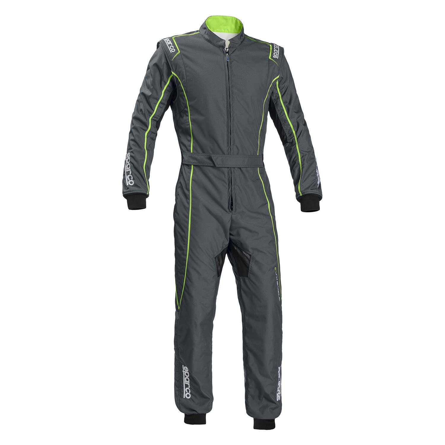 Groove KS3 Sml Gry//Grn Sparco 002334GRSVD1S Suit
