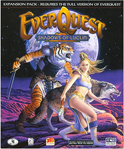 EverQuest: Shadows of Luclin - PC: Video Games - Amazon com