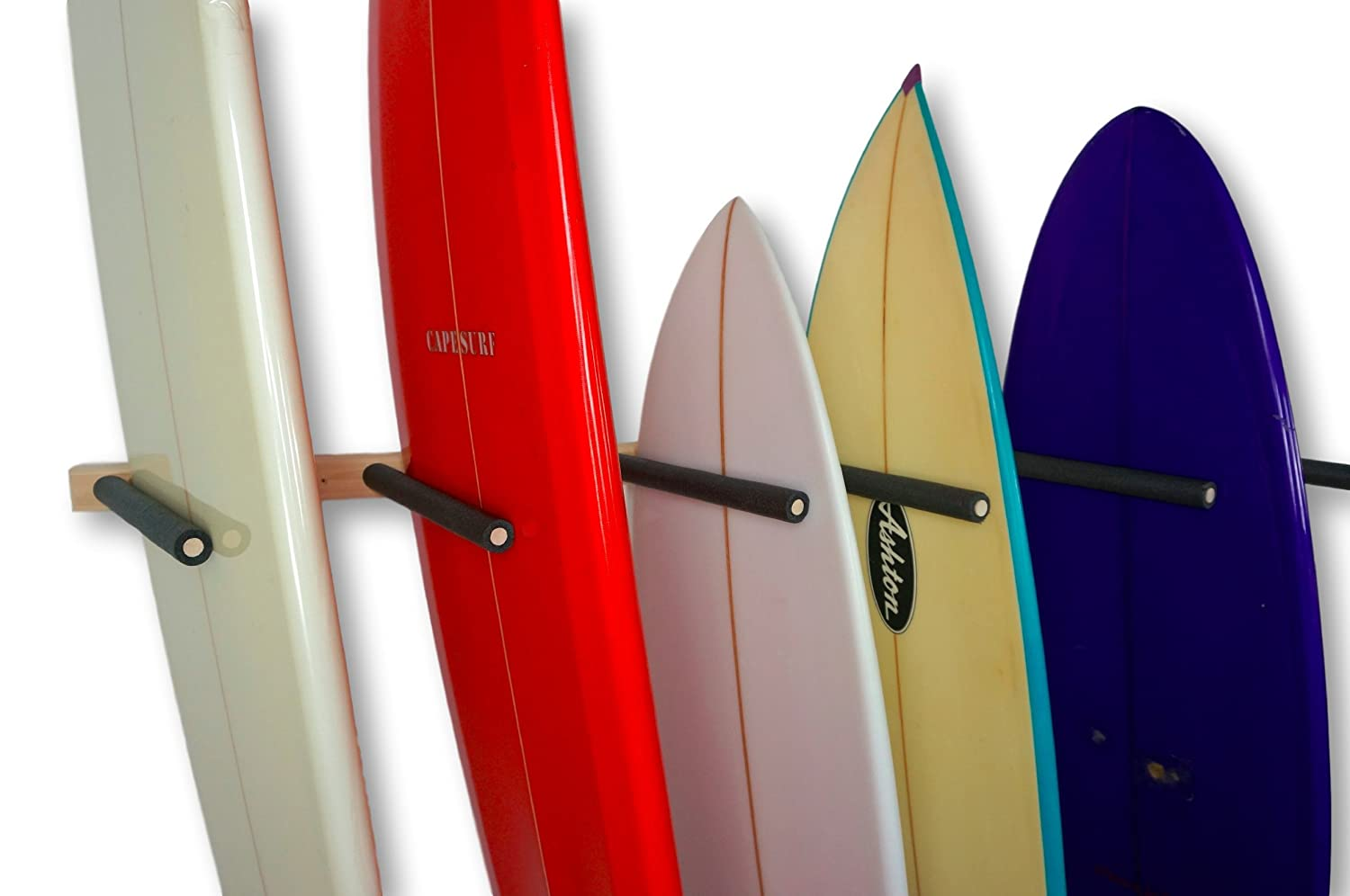 STORE YOUR BOARD StoreYourBoard - Estante de Pared Vertical ...
