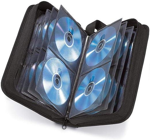 Hama Cd Tasche Für 64 Discs Cd Dvd Computer Zubehör