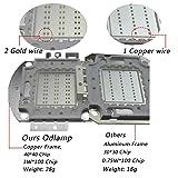 Odlamp Super Bright High Power LED Chip 100W SMD