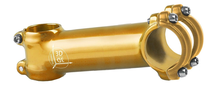 M-Wave 3D Forged Ahead 1.1//8 Aluminum 7 Degree 31.8mm Stem