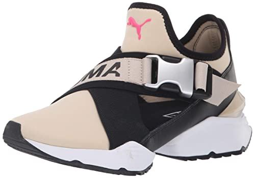 34baedc5f8b PUMA Women s Muse Eos Cement Cement 8.5 ...