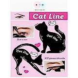 Cat Line/Plantilla Para Delinear Los Ojos