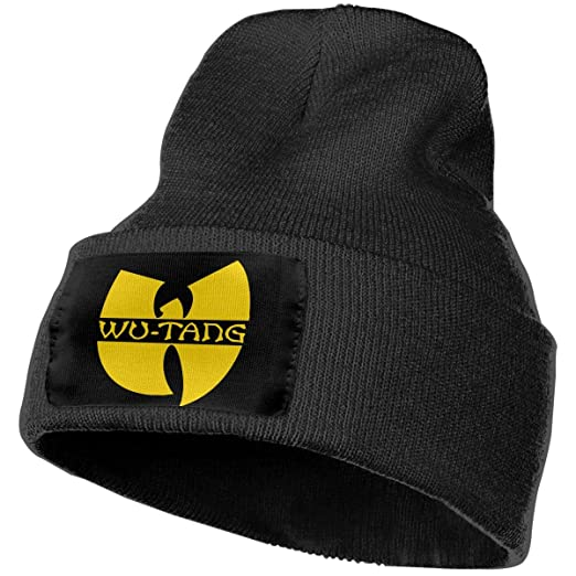 a6831b37a Unisex Winter Hats Wu Tang Clan 2 Skull Caps Knit Hat Cap Beanie Cap ...