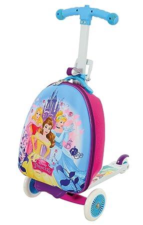 Disney Princess M14377 - Maleta para Patinete: Amazon.es: Juguetes y juegos