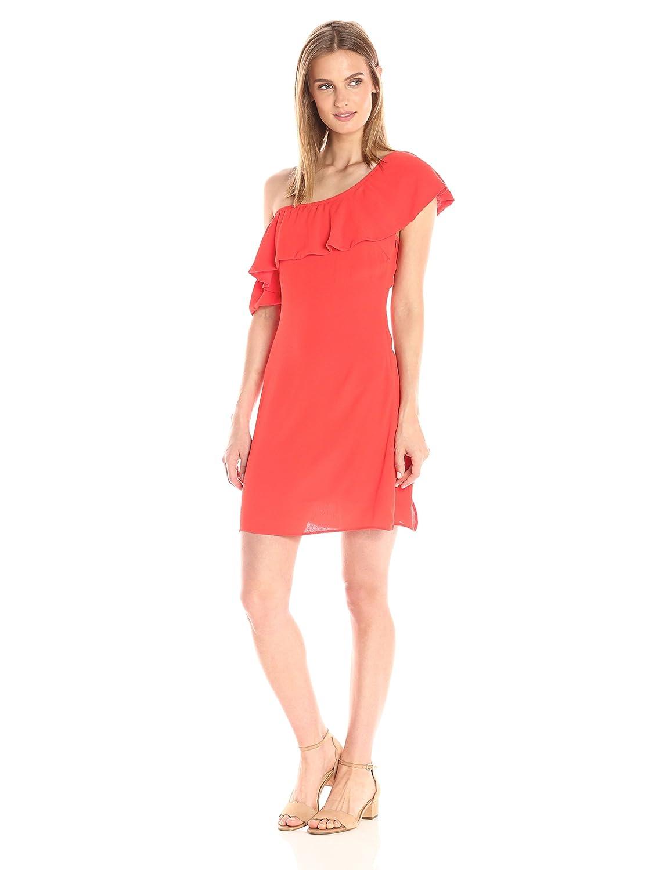 Hot Red ASTR the label Womens Marisol Dress Dress