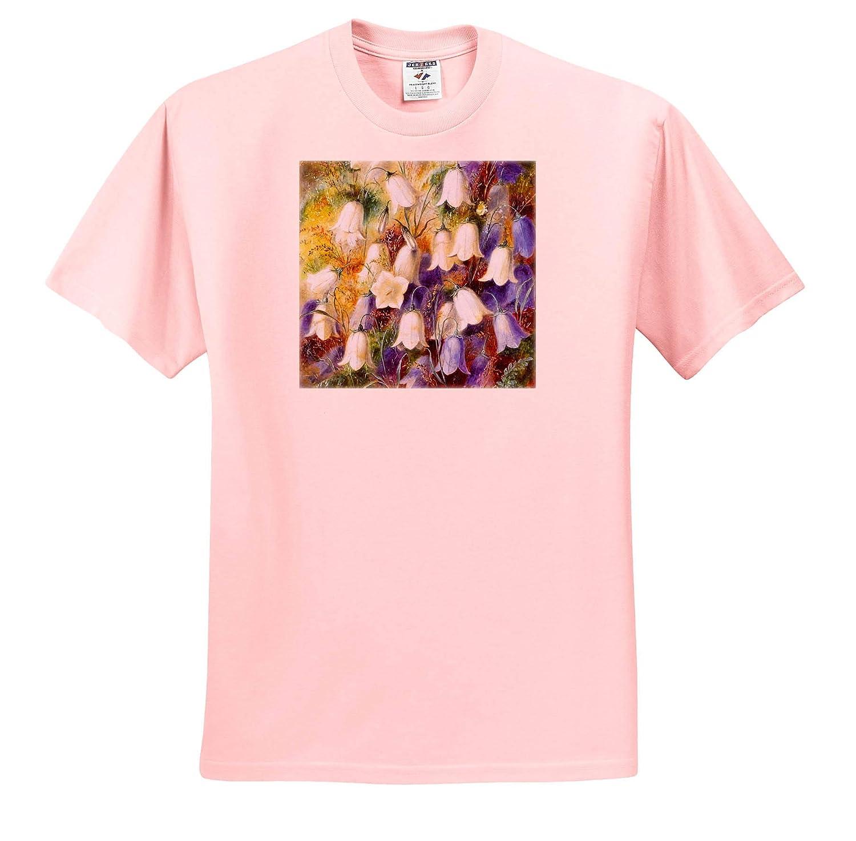 Wild Strawberries with Butterfly T-Shirts 3dRose VintageChest Flowers Albert D/ürer Lucas