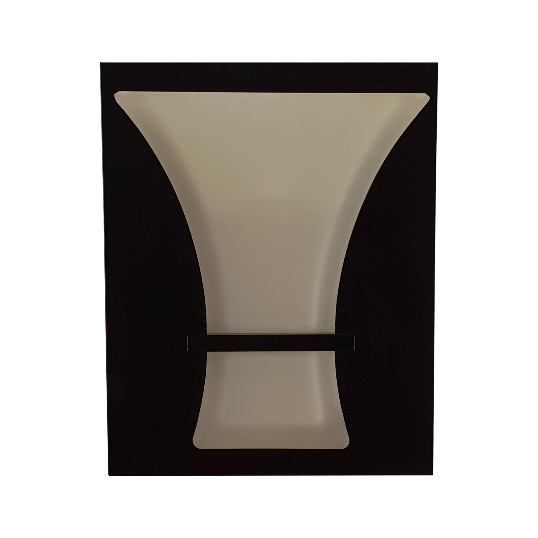 RV Decorative Wall Light | Sconce Lighting | RV Light Fixture | 12V LED | Small Sidewall Light by RecPro