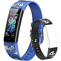 Dwfit Pulsera Actividad Inteligente Reloj Inteligente para Niños Niñas, Impermeable IP68 Deportivo Smartwatch con…