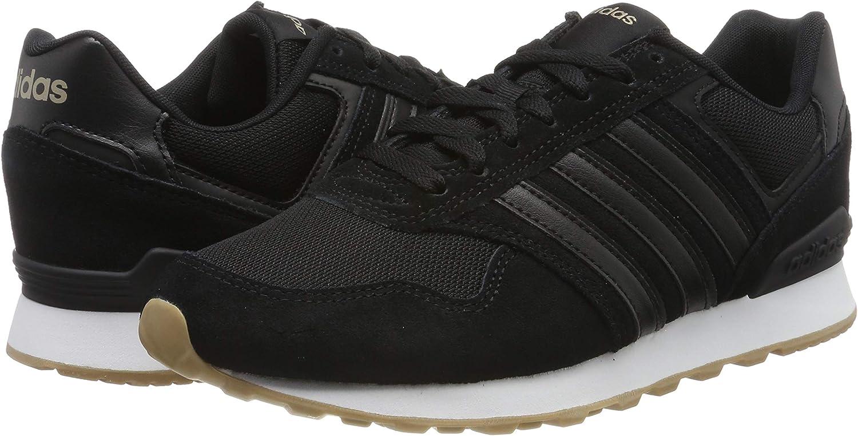 adidas 10k, Zapatillas de Running para Hombre: Amazon.es: Zapatos ...