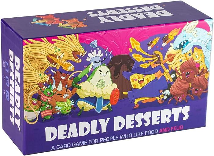 Top 10 Food Tokens Board Games