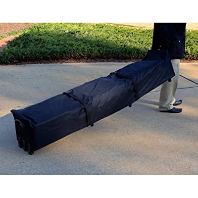 King Canopy CRB80 80-Inch Heavy Duty Roller Bag for 78-Inch Pipe and Canopy Top, Black : Outdoor Canopies : Garden & Outdoor