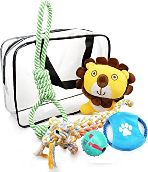 Bowada Dog Toy 5-Pack