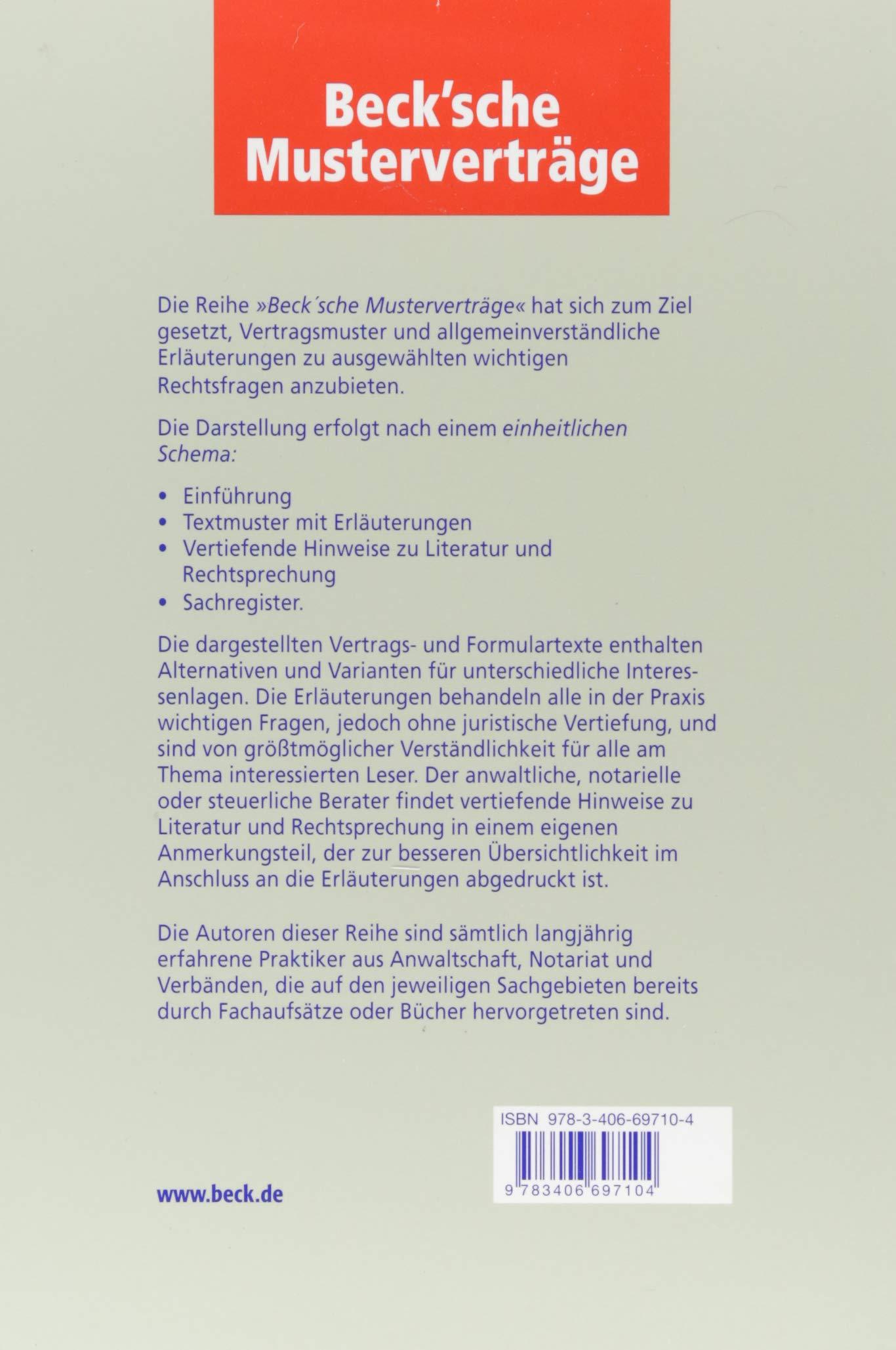 Unternehmenskauf Share Purchase Agreement Florian Kästle Dirk
