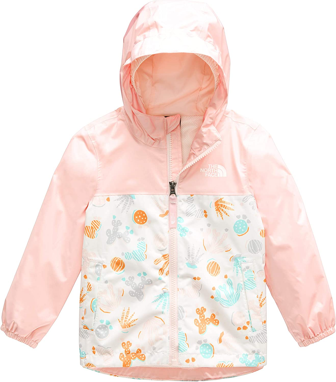 Toddler The North Face Kids Baby Girls Zipline Rain Jacket