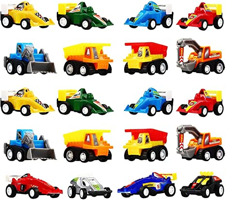 Best Gifts Kimy Cars Toys Play Set