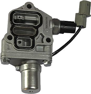VTEC Solenoid Spool Valve 15810-PLR-A01 Replacement For Honda Civic 2001-2005
