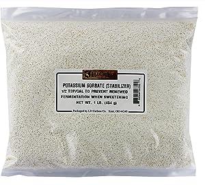 Potassium Sorbate - 1 lb.