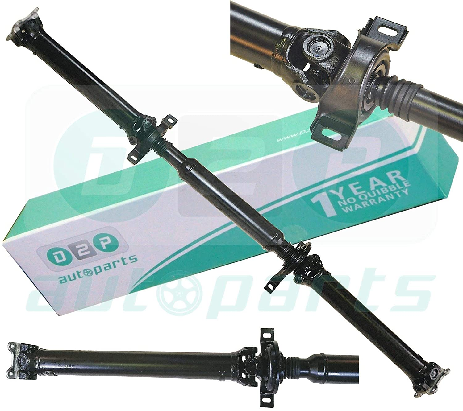 W639 D2P PROPSHAFT 3 PIECE FOR VITO A6394103006 VITO//MIXTO