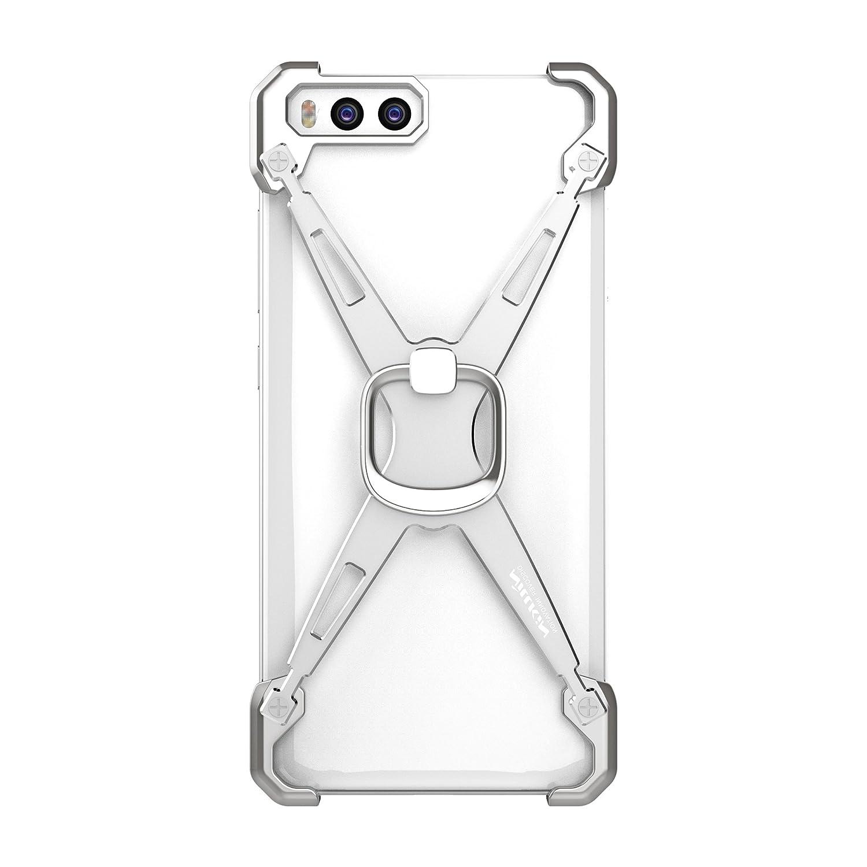 NILLKIN Funda Xiaomi Mi6, Metal Funda para Xiaomi Mi6 ...