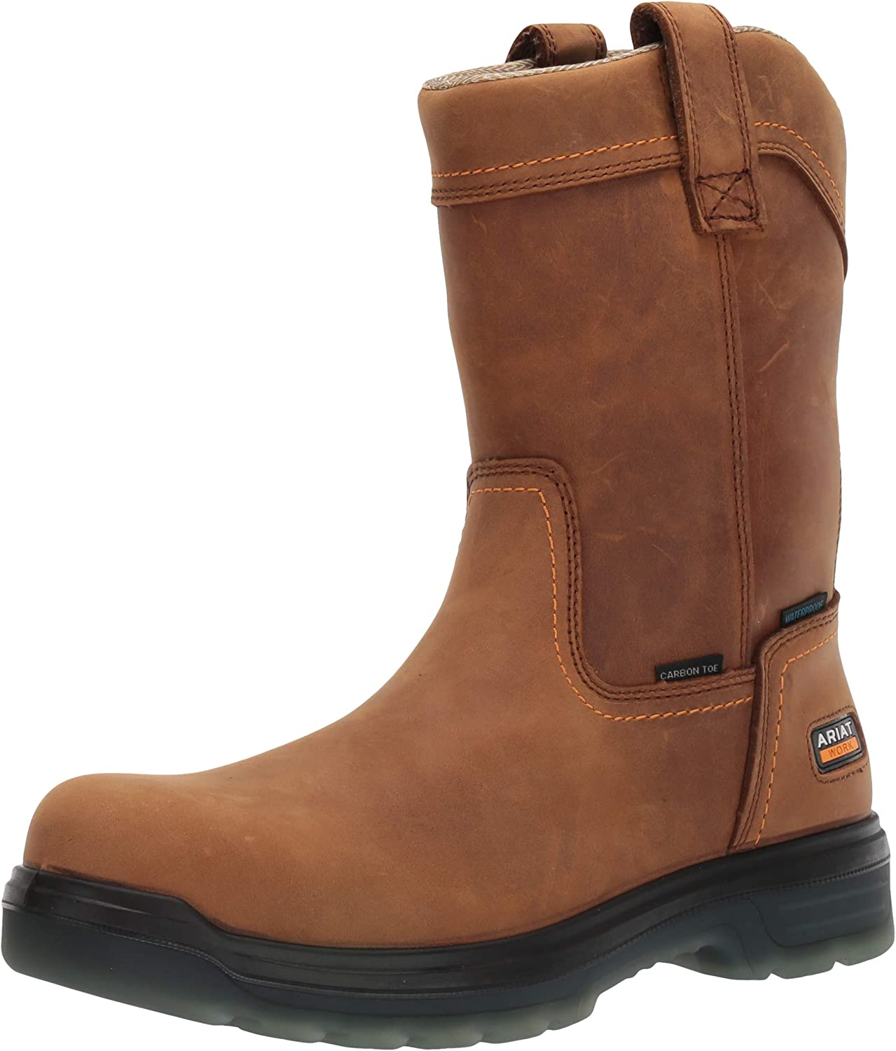 ARIAT Men's Turbo H20 Boot Carbon Sales of SALE items from new works Work Popular product Toe
