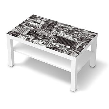 Creatisto Möbeltattoo Für IKEA Lack Tisch 90x55 Cm | Möbel Folie  Klebesticker Tapete Folie Möbel