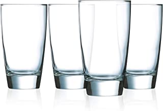 product image for Luminarc 15-Ounce Elite Cooler Glass, Set Of 4, Tall, Clear