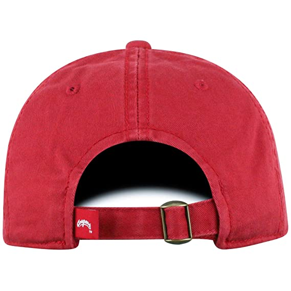 on sale b1b8c 69a68 Amazon.com   Washington State Cougars WSU Hat NCAA Top of the World Crew  Adjustable Relaxed Fit Cap Cardinal Red   Baseball Caps   Clothing