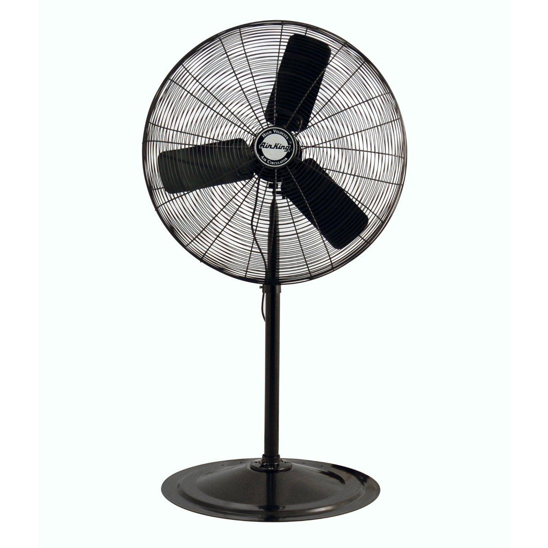 9125 Air King 9420 20-Inch Industrial Grade Pedestal Fan