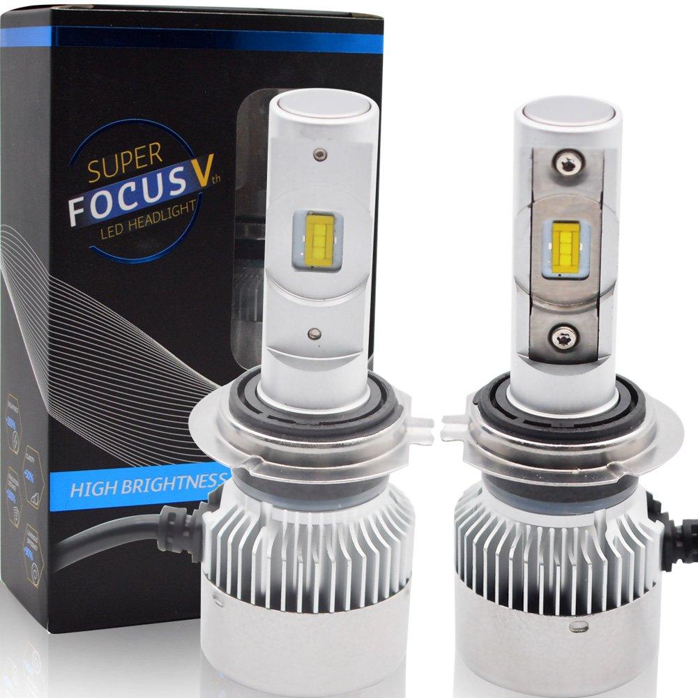 Lncboc T10 W5W LED lampadine cuneo 3-smd 2835 LED 501 194 168 auto interni esterno Dome luce targa lampadine di ricambio bianco 12 V confezione da 2