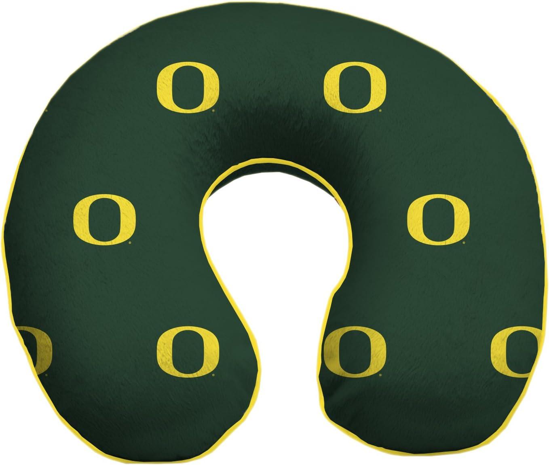 Green Pegasus Sports NCAA Oregon Ducks Memory Foam Travel Pillow One Size