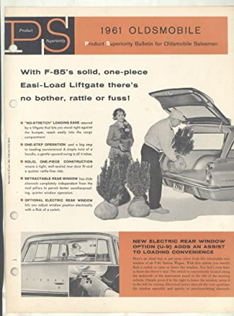 Amazon com: 1964 Oldsmobile F85 Station Wagon Easi-Load