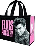 Elvis Presley Large Recycled Shopper Tote