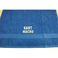 Kart Macho; Badetuch Sport