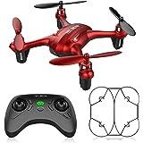 TEC.BEAN Mini Drone Sparrow GD90-A per Principianti, Quadricottero con Altitude Hold Mode, Decollo, Atterraggio e Ritorno con un Solo Tasto, Drone Entry Level per Bambini