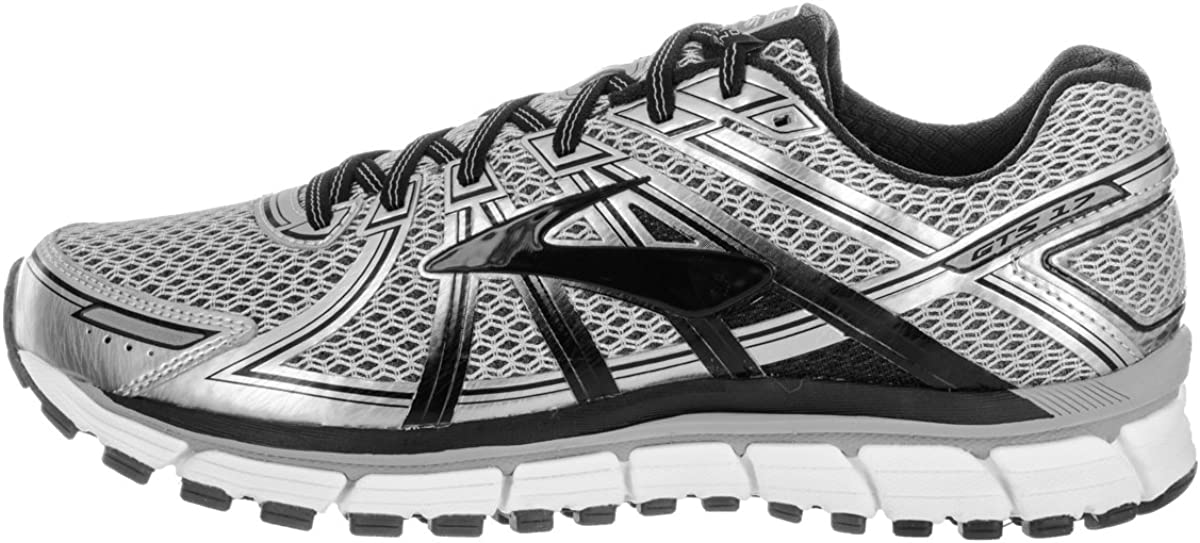 Brooks Men s Adrenalin Gts 17 Ankle-High Mesh Running Shoe