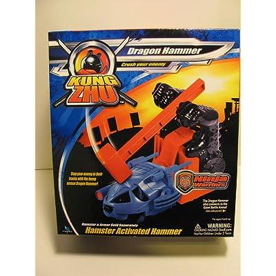 Kung Zhu Dragon Hammer: Toys & Games