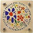Legler Small Foot Company Wooden Flower Press Childrens Craft Kit