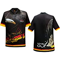 DOUBLE OUT Dart - Shirt Eagle 1