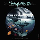 Wyland Visions of the Sea 2018 Calendar