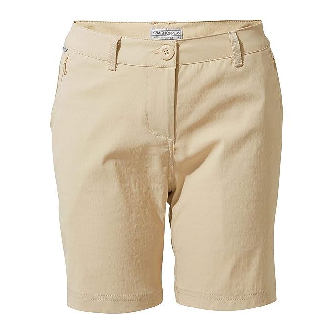 Shorts Craghoppers Womens Kiwi Pro Active Short
