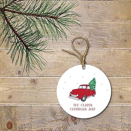 Amazon.com: Susie85Electra Personalized Christmas Ornament Christmas ...