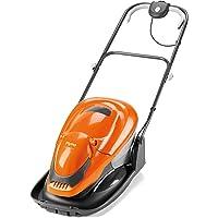 Flymo 970483462 Lichte elektrische grasmaaier met luchtkussenmaaier, 1700 W, oranje