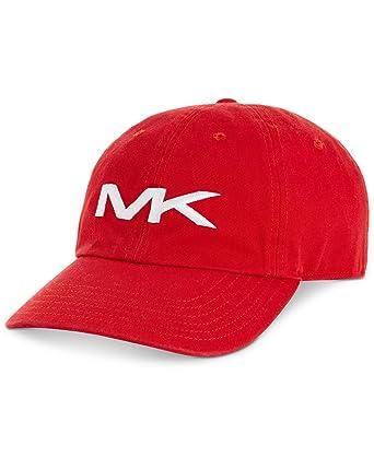 891954d3f4 Michael Kors Men`s Logo Cotton Hat (Atlantic Green (9660)