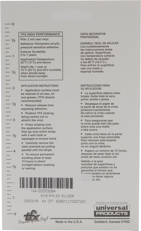 Amazon.com: Universal TFX 00053064 - Auto Customizing Dual Pinstripe - 5/16