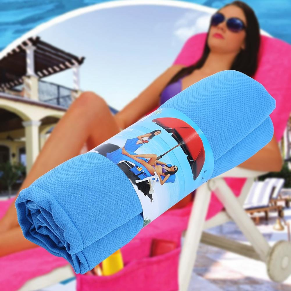 Swimming Camping Beach Towel Lounge Chair Cover for Outdoor Living TTnight