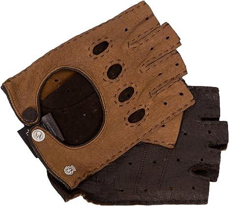 Roeckl Klassische Autohandschuhe Spitzenleder Peccary schwarz