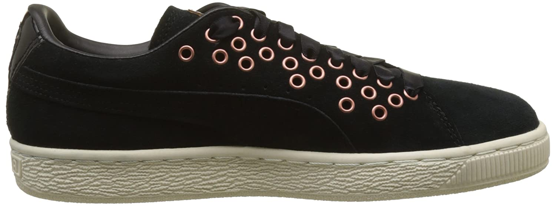 Puma Damen Suede XL Lace Lace Lace Vr Sneaker Schwarz (schwarz-schwarz) 2bd5b6
